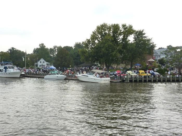 Chesapeake City Md Car Show